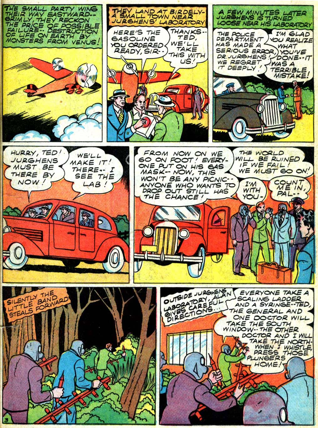 Read online All-American Comics (1939) comic -  Issue #18 - 13