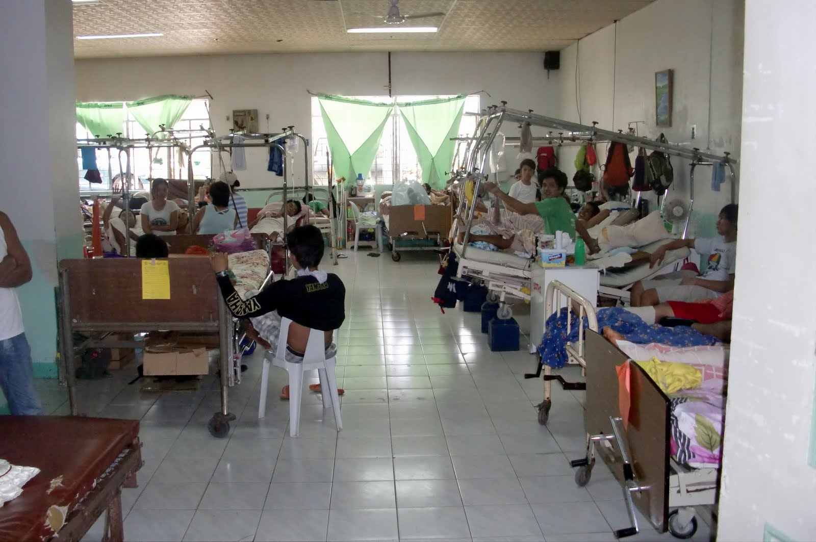 Sign Fracture Care International 187 Davao Philippines