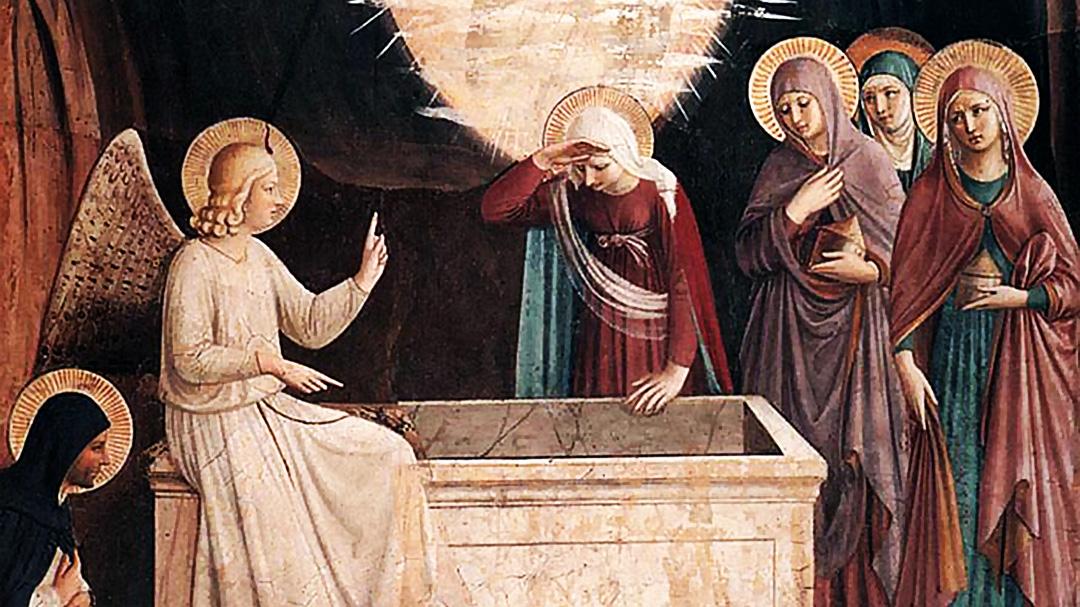 3 Hari Setelah Kematiannya Tuhan Yesus Kristus Bangkit Dari Antara Orang Mati Burung Berkicau Kristiani Universal