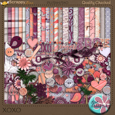 XOXO by Dae Designs