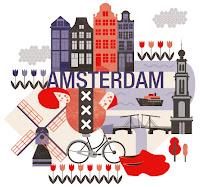 Ámsterdam, conociendo su historia entre sus calles (@mibaulviajero)