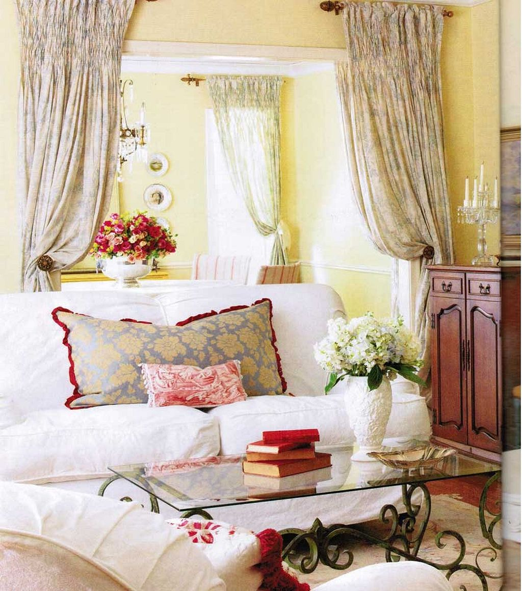 Cottage Home Decorating: 18 Images Of English Country Home Decor Ideas
