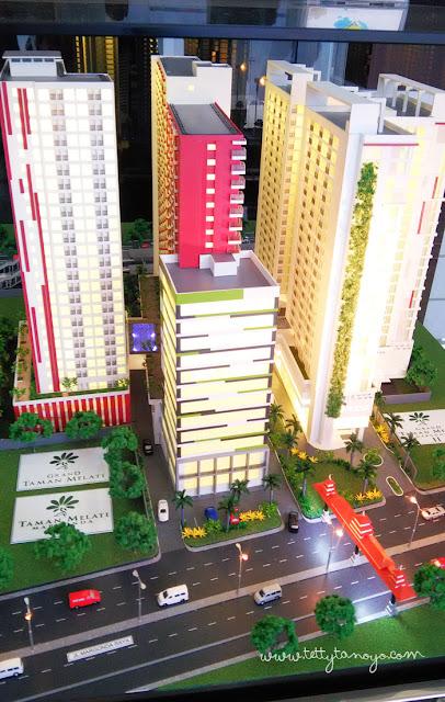 apartemen grand taman melati 2 margonda apartemen mahasiswa di margonda depok dengan konsep kreatif serta nyaman untuk tinggal dan investasi