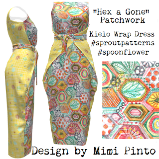 cut and sew dress pattern