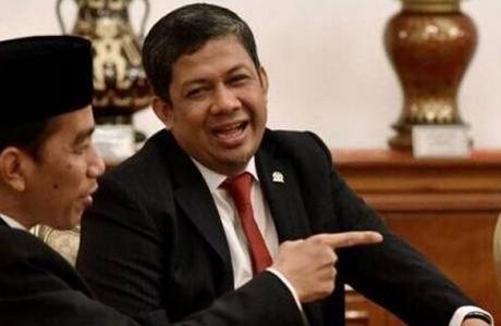 Fahri Hamzah: Pak Jokowi Tidak Ada Lawan