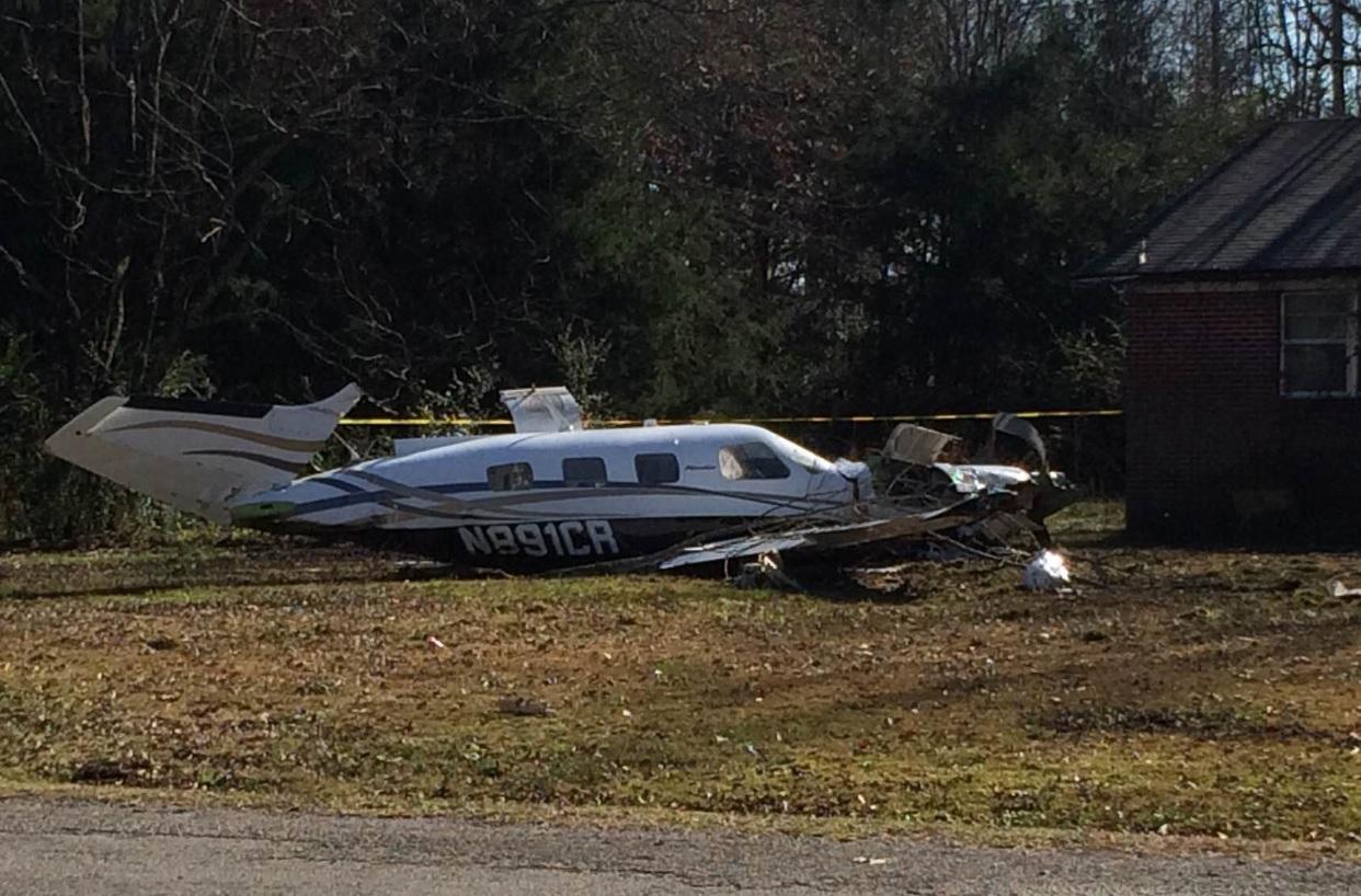 Kathryn's Report: Piper PA-46-500TP Meridian, N891CR: Fatal