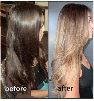 How To Lighten Natural Hair Without Damage