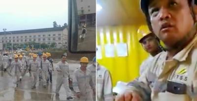 Bos Perusahaan Cina Di Sulawesi Larang Karyawan Shalat Jumat, Ini Videonya