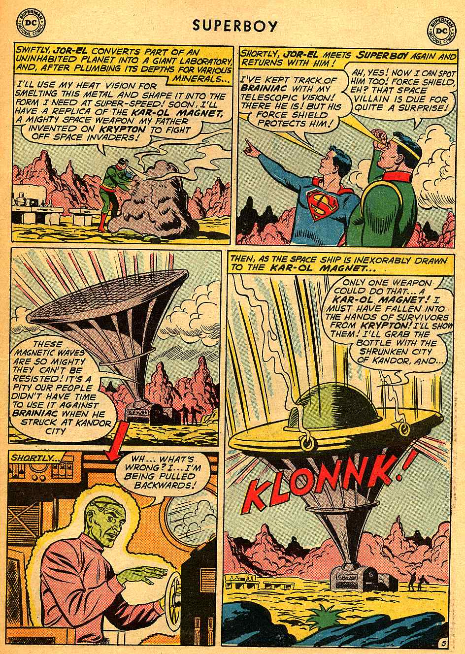 Superboy (1949) issue 95 - Page 24