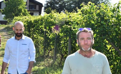 wine blogger saverio russo cantine