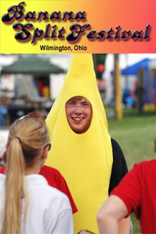 Banana Split Festival Car Show