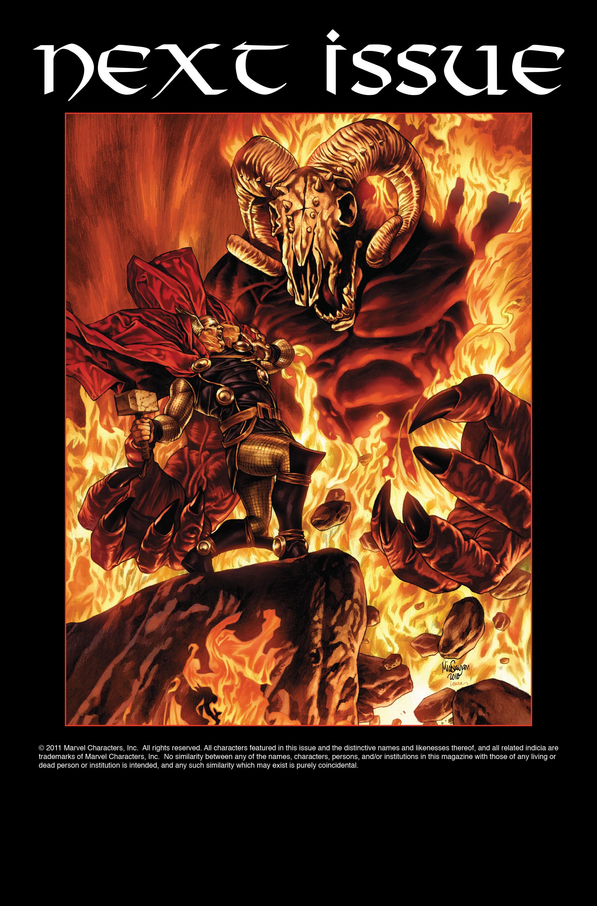 Thor (2007) Issue #612 #25 - English 25