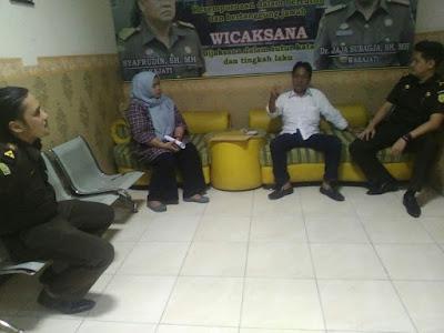 LSM GIPAK Lampung Timur Laporkan Kadis Pertanian Tanaman Pangan dan Holikultura Lamtim ke Kejati Lampung