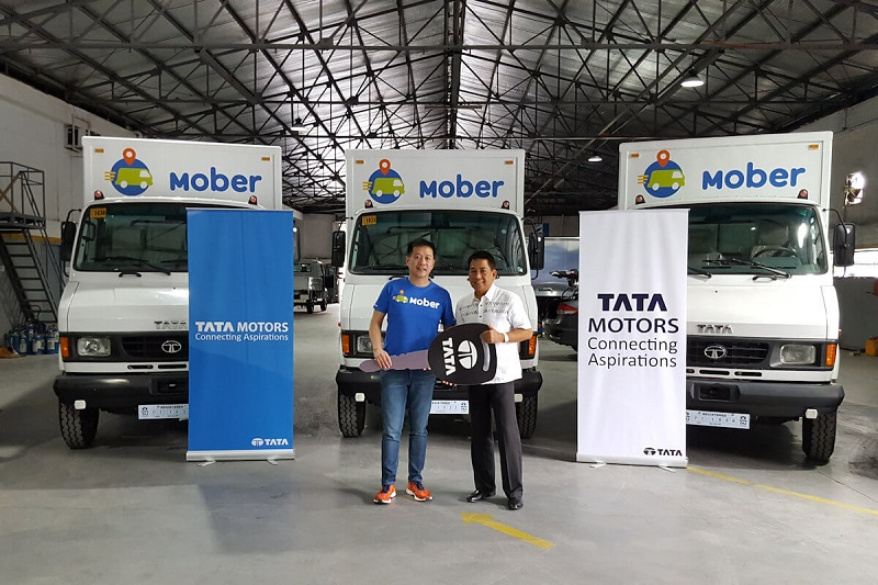 Tata Motors Links with Mober to Strengthen its Presence in Transportation and Logistics