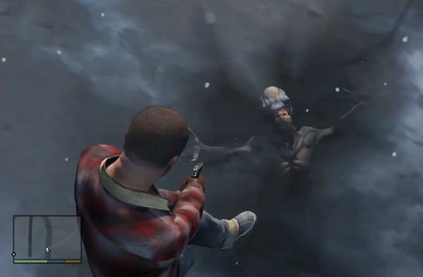Pemain GTA Online Temukan Misi Rahasia Alien