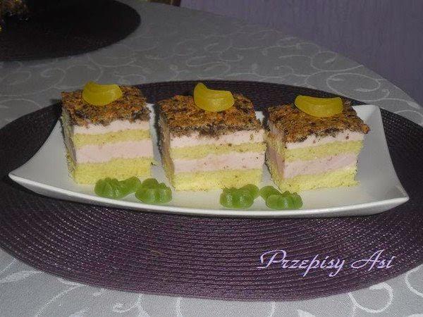 Ciasto z Grześkami