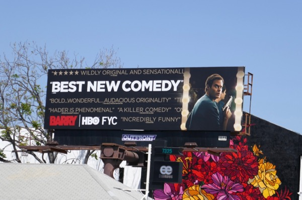 Barry 2018 Emmy FYC billboard