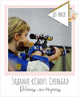 Задание № 22 Спорт. Стрельба