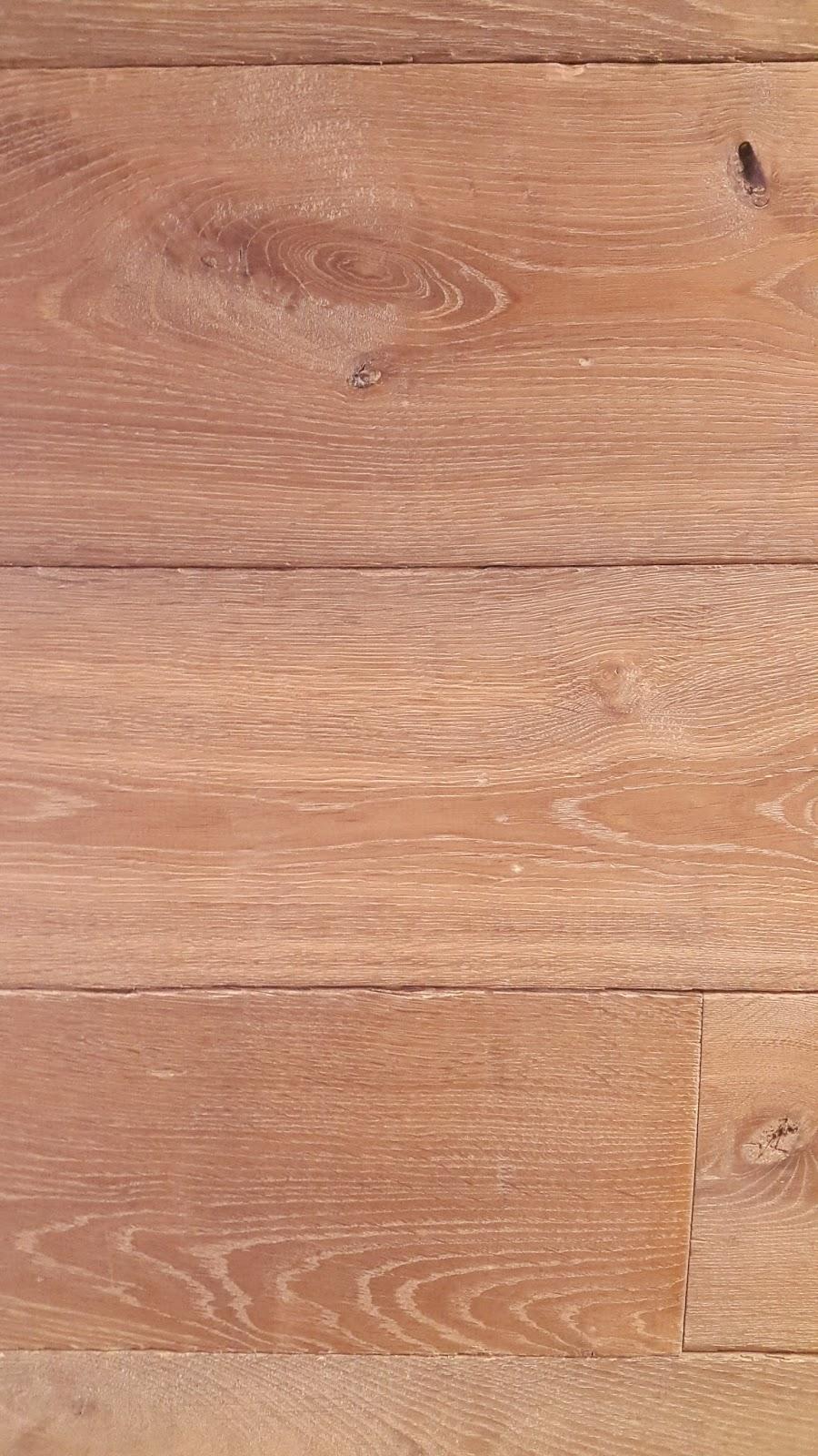 Beroemd Donkere houten vloer lichter maken GO76