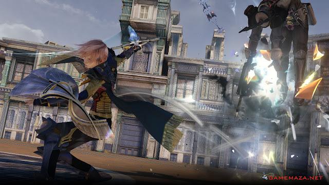 Lightning Returns Final Fantasy XIII Gameplay Screenshot 4