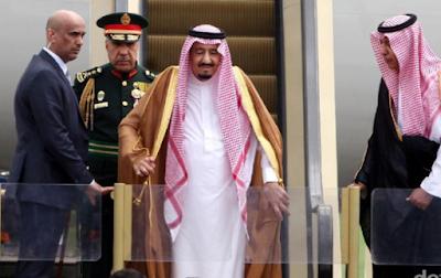 Ternyata ini Alasan Raja Salman Pilih Bali jadi Destinasi Liburan