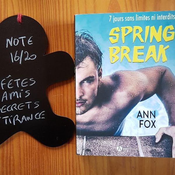 Spring Break de Ann Fox