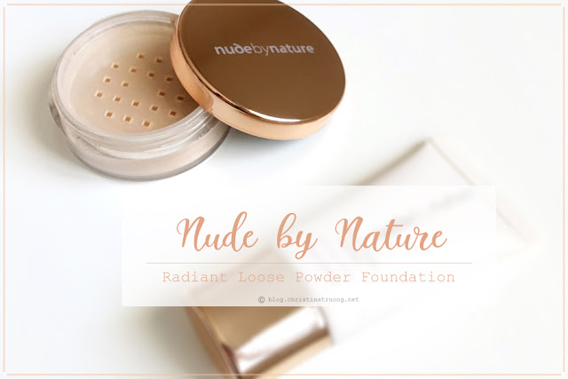 Nude by Nature Radiant Loose Powder Foundation Review