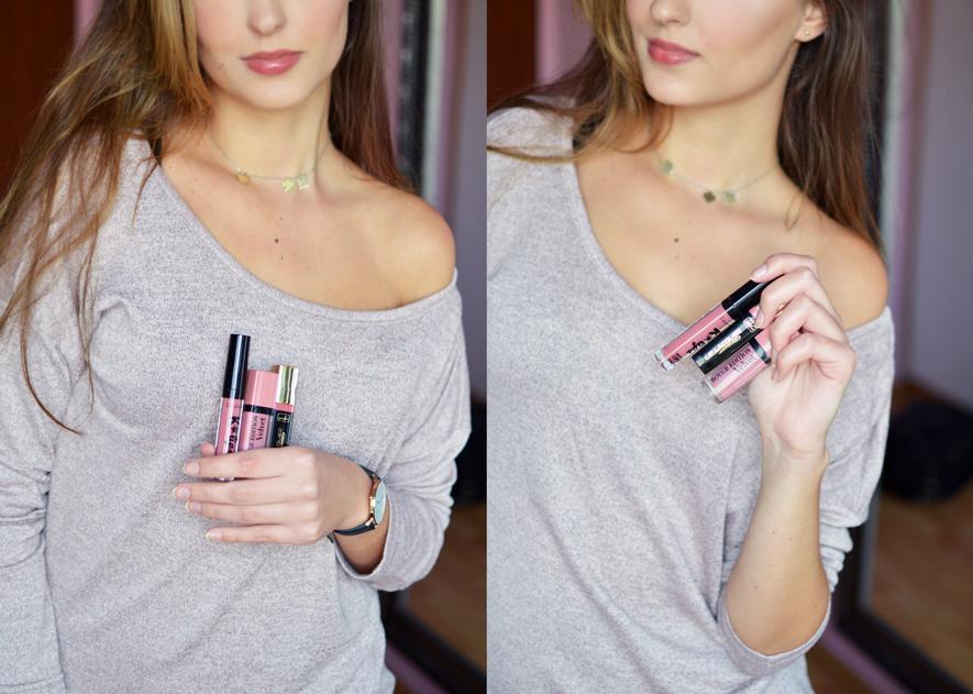 szminki na co dzień