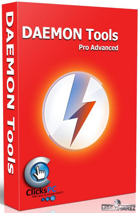 daemon tools para windows vista: