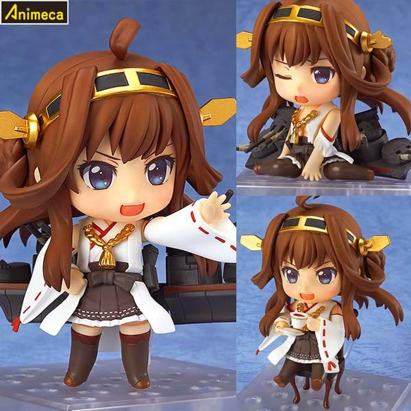 KONGOU KanColle NENDOROID FIGURE Kantai Collection GOOD SMILE COMPANY