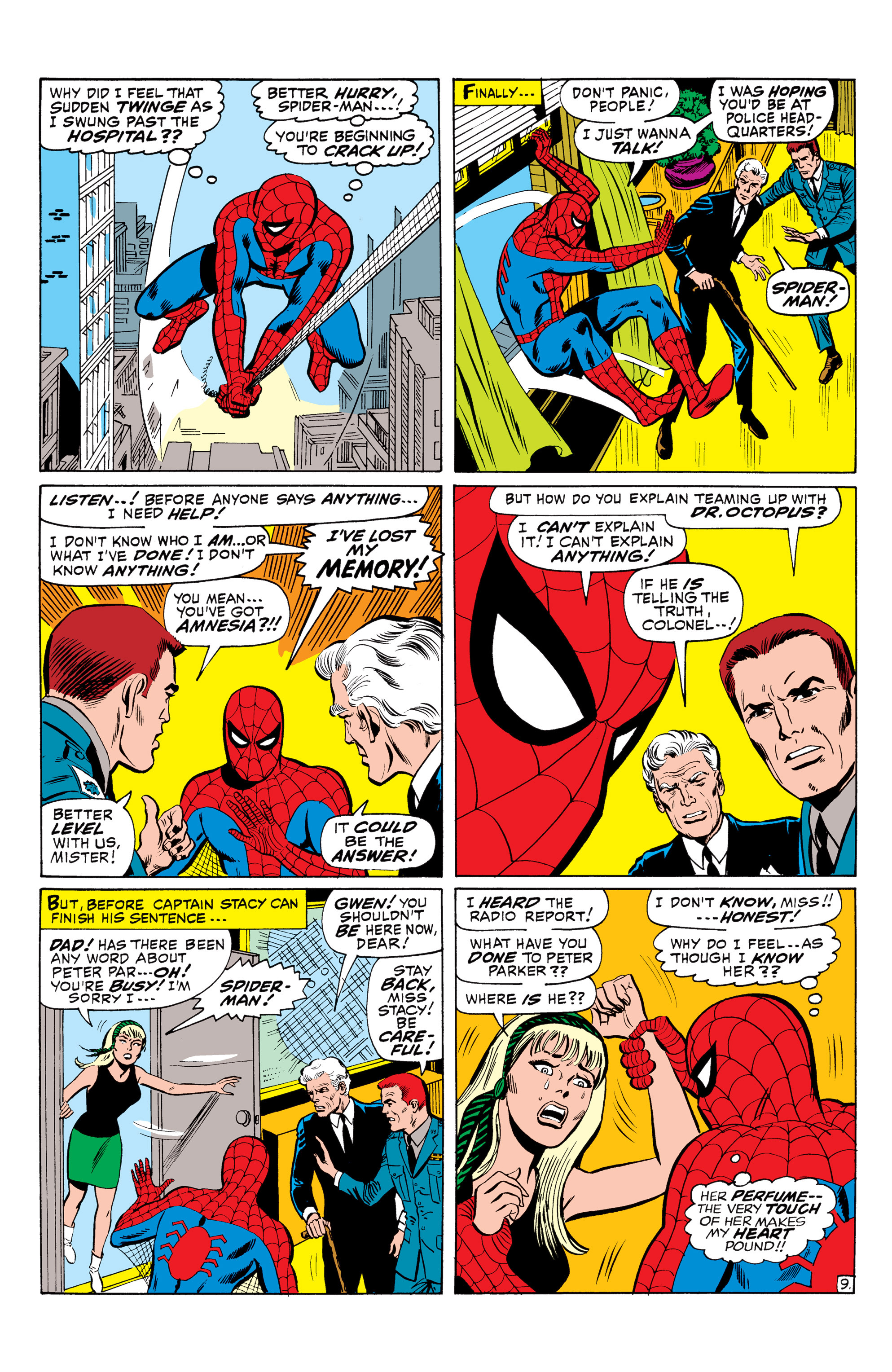 The Amazing Spider-Man (1963) 57 Page 9