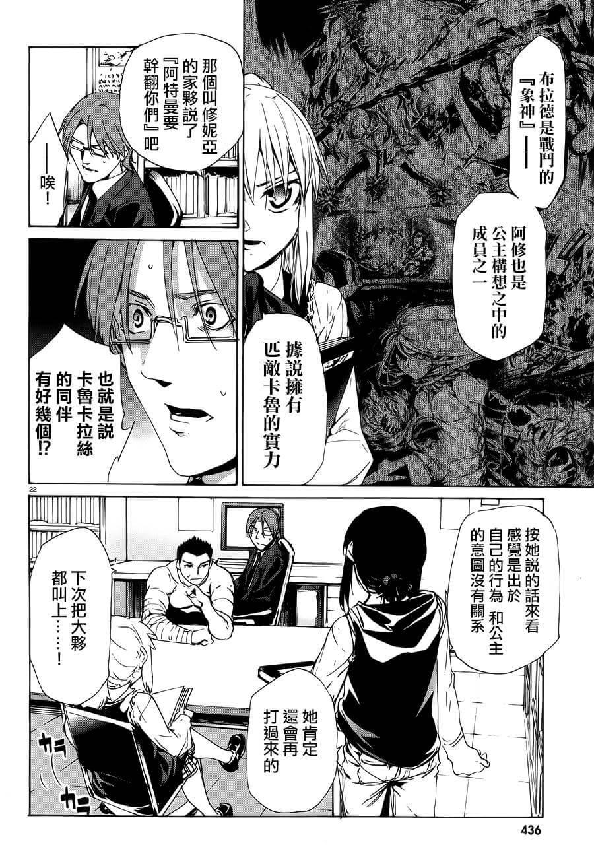 禁忌咒紋: 47话 - 第21页