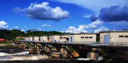 Tshopo ,CTB, Agence Belge de Développement, projet , AFEK,centrale electrique, Réhabilitée   Belgique , RDCongo,, , Centrale hydroélectrique , Tshopo,Kisangani, ,province orientale.