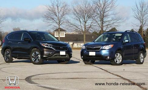 Toyota Rav4 Vs Honda Cr V The Differences And The | 2020 ...
