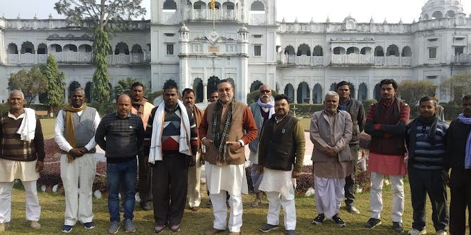 रायबरेली: रियासतों में तीसरा दर्जा तथा शानोशौकत में प्रथम दर्जा प्राप्त थी शिवगढ़ की रियासत, पर्यटकों का बनी केंद्र।। Raebareli news।।