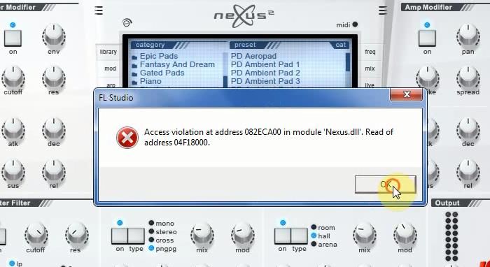 Cara atasi Nexus plugin tidak ada bunyi di FL studio 12 | Hendry Al