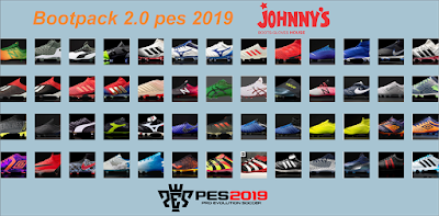 PES 2019 Bootpack HD v2.0 by Johnny