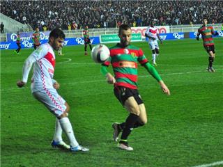 ملخص ونتيجة واهداف مباراة نصر حسين داي ضد نادي مولودية الجزائر اليوم 23/1/2019 Hussein Dey vs MC Alger