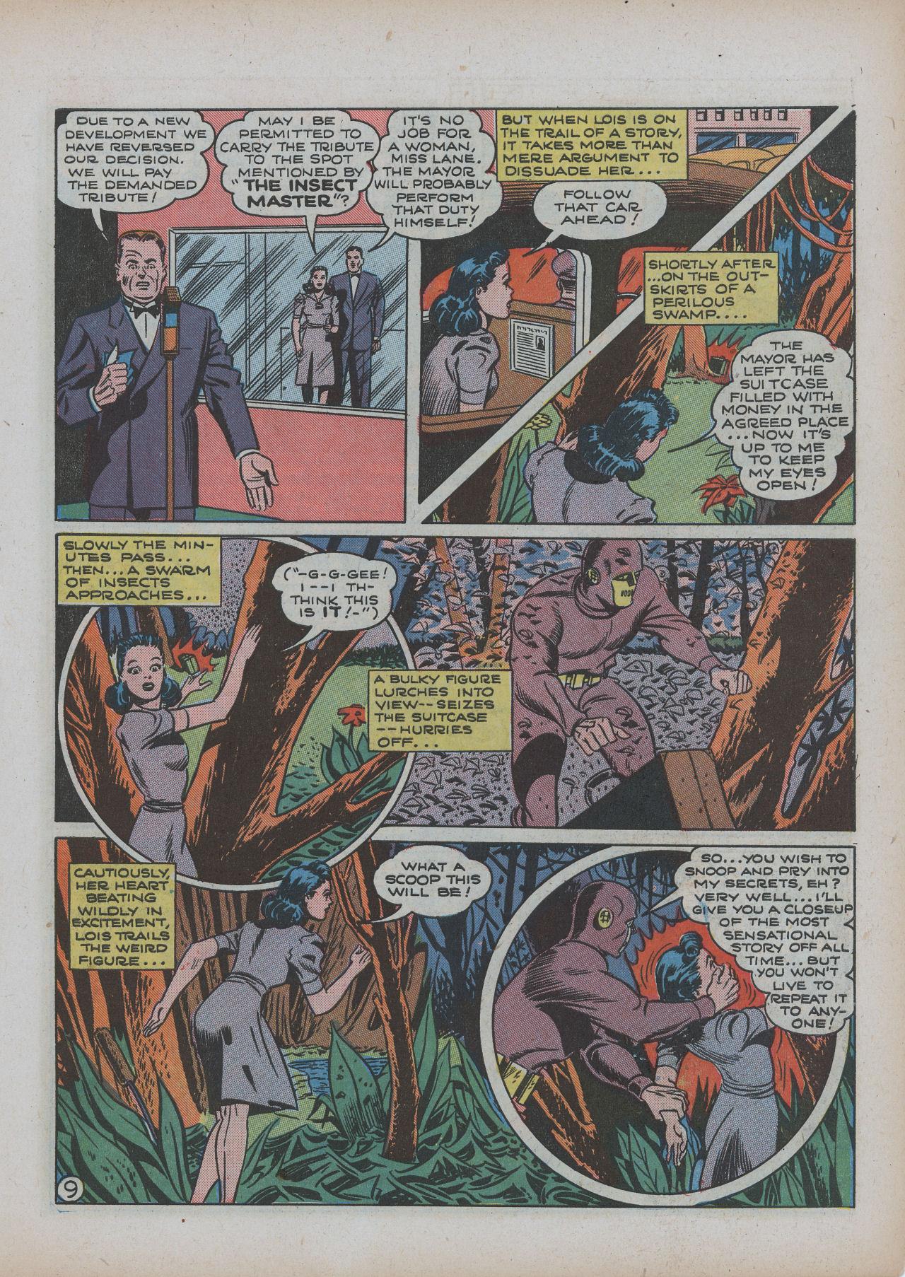 Read online World's Finest Comics comic -  Issue #10 - 11
