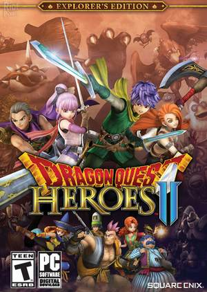 Dragon Quest Heroes II Explorers Edition II [Full] Español [MEGA]