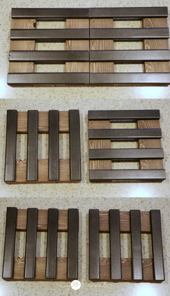 Trivets for your kitchen dishes