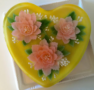 Wow, ini dia resep cara membuat jelly art puding