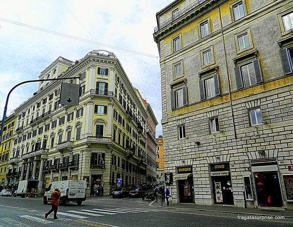 Via Nazionale, Roma