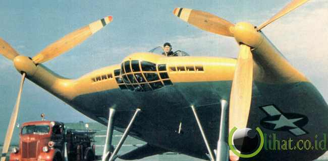 Vought-Zimmerman V-173 (1942)