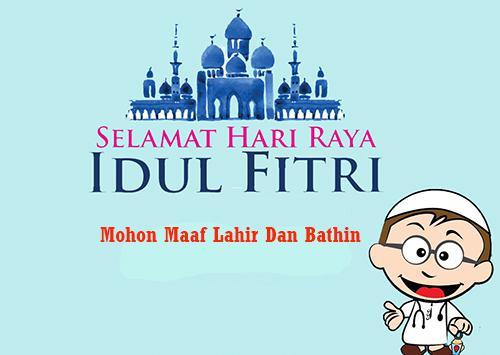 Kata Kata Ucapan Selamat Hari Raya Idul Fitri 2018 1439 H Yang Benar Lucu Menyentuh Hati