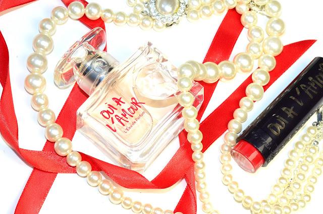 парфюмированая вода Yves Rocher OUI A L'AMOUR стойкая помада Rouge vertige 56,