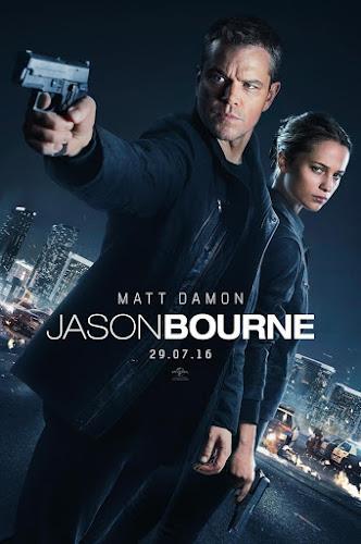 Jason Bourne (Web-DL 720p Dual Latino / Ingles) (2016)
