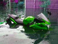 Bedanya Banjir dan Genangan Air