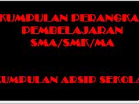 RPP Sosiologi SMA Kurikulum 2013