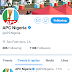 After twitter hacking scandal, APC Launches New Website, Social Media Handles